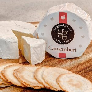 an image of camembert cheese from the good grocer collection