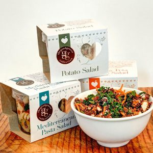 premade salads - the good grocer collection